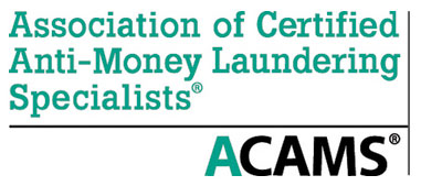 certified anti money laundering specialists
