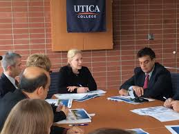 UC visit of  cybersecurity program